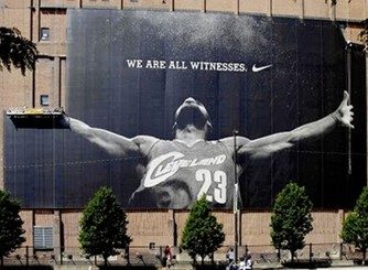 "newest 33bf6 2887f NIKE ANNOUNCES LEBRON JAMES PHILIPPINE TOUR ""Just Do It"" commercial ..."